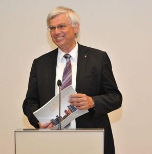 Dr. Johannes Friedrich / Foto: R. Veigel/DBG