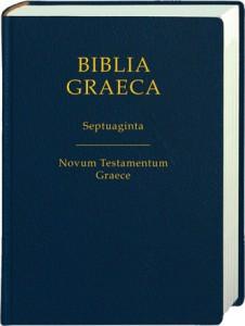 Biblia Graeca
