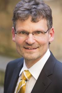 Dr. Christoph Rösel (Foto: B. Eidenmüller/DBG)