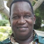 Edward Kajivora, Leiter der Südsudanesi¬schen Bibelgesellschaft