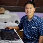 Übersetzer Insutoshi Jamir (Foto: Weltbibelhilfe)