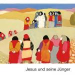 """Cover """"Jesus und seine Jünger"""""""