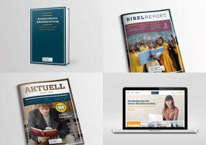 Deutsche Bibelgesellschaft Corporate Design