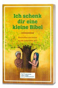 """Cover """"Ich schenk dir eine kleine Bibel"""""""