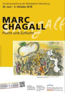 Marc Chagall – Flucht und Zuflucht