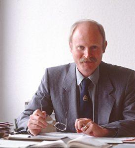 Volkmar J. Löbel (Foto: DBG)