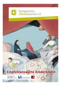 Cover Empfehlenswerte Kinderbibeln