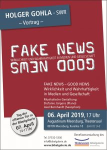 Plakat Bibelgalerie Meersburg