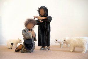 Die David-Story-Segung (Foto: Bibelgalerie Meersburg)
