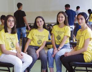 Sommercamp in Armenien (Foto: Armenische Bibelgesellschaft)